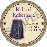 Kilt of Fatherbane