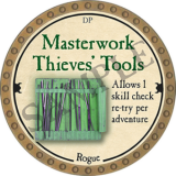 Masterwork Thieves' Tools