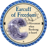 Earcuff of Freedom