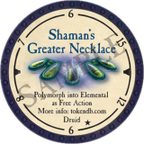 Shaman's Greater Necklace