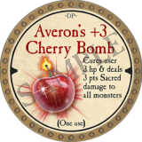 Averon's +3 Cherry Bomb