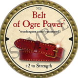 Belt of Ogre Power