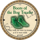 Boots of the Bog Treader