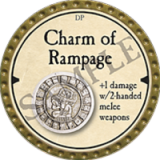 Charm of Rampage
