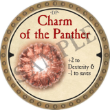 Charm of the Panther