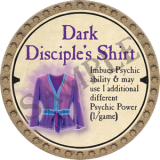 Dark Disciple's Shirt