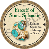 Earcuff of Sonic Splendor
