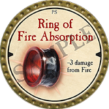 Ring of Fire Absorption