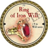 Ring of Iron Will