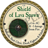Shield of Lava Spawn