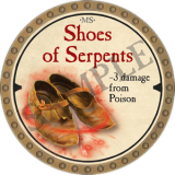 Shoes of Serpents