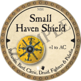 Small Haven Shield