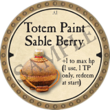Totem Paint Sable Berry