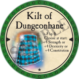 Kilt of Dungeonbane