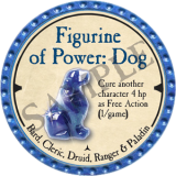 Figurine of Power: Dog