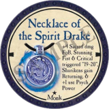 Necklace of the Spirit Drake