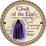 Cloak of the Elm