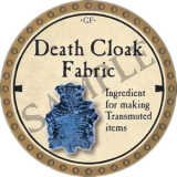 Death Cloak Fabric