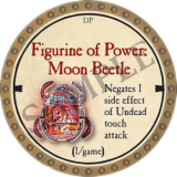 Figurine of Power: Moon Beetle