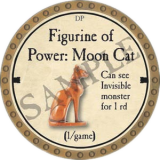 Figurine of Power: Moon Cat