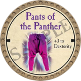Pants of the Panther