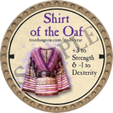 Shirt of the Oaf