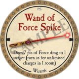 Wand of Force Spike