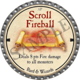 Scroll Fireball