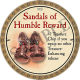 Sandals of Humble Reward