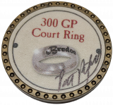 Court Ring (Signed)