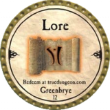(OLD, Unusable) Greenbrye (Lore)