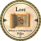 (OLD, Unusable) Pilfer (Lore)