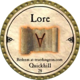 (OLD, Unusable) Quickhill (Lore)