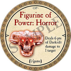 Figurine of Power: Horror